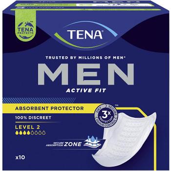 Inkontinensskydd Men Level 2 protection 10-p Tena for Men