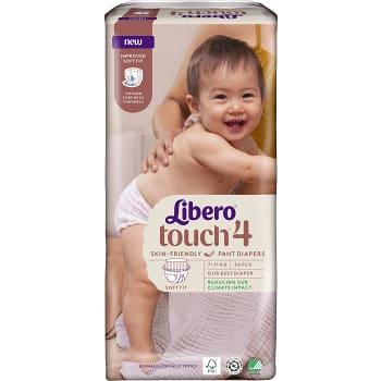 Byxblöjor Touch Strl 4 7-11kg 36-p Libero