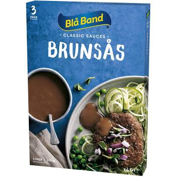 Brunsås 3-p 600ml Blå Band