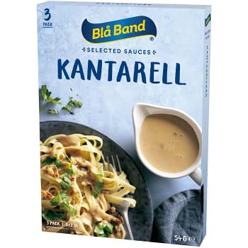 Sås Kantarell Pulver 3-p 6dl Blå Band
