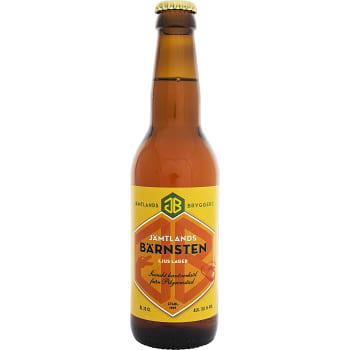 Öl Jämtlands Bärnsten 3,5% 33cl Jämtlands Bryggeri