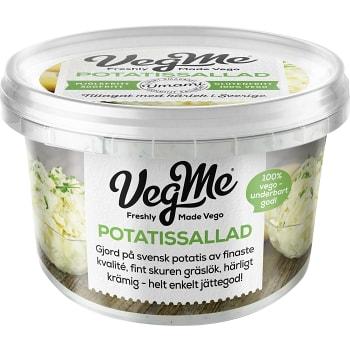 Potatissallad Vegetarisk 340g Vegme