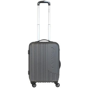 Resväska Malibu Grafitgrå 54x40x20cm Cavalet