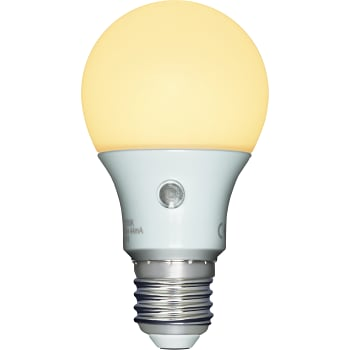 LED-Lampa Normal Sensor 6,5W E27 470lm ICA Home