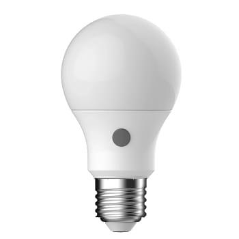 LED-Lampa Normal Sensor 9,5W E27 806lm ICA Home