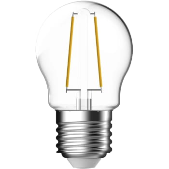 LED-lampa filament Klot 2,3W 250lm E27 ICA Home