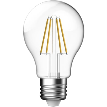 LED-lampa filament Normal 470lm 3,7W E27 ICA Home