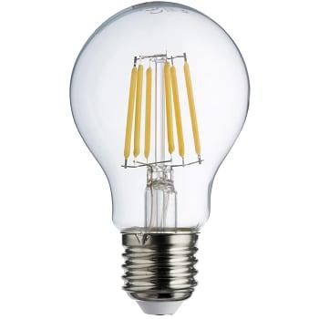 LED filament nomal 6W E27 806lm dimbar ICA Home