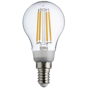 LED fil klot 4,8W E14 470lm dimbar