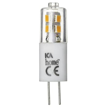 LED-lampa Spot G4 1,4W 110lm ICA Home