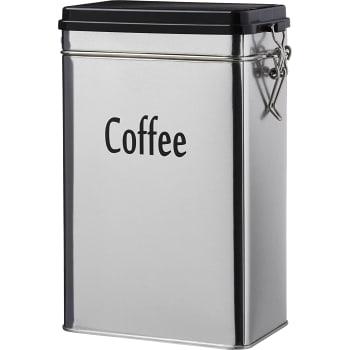 Plåtburk Kaffe 19x12cm ICA Cook & Eat