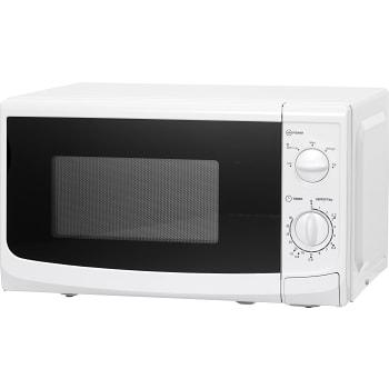 Mikrovågsugn Vit 20l ICA Cook & Eat