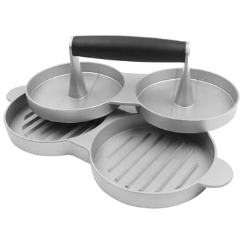Hamburgerpress Dubbel ICA Cook & Eat