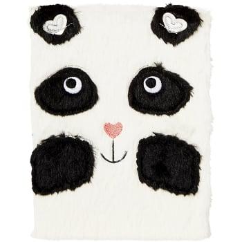 Anteckningsbok Panda Fluffig A4 ICA