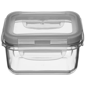 Förvaringsburk glas 140ml ICA
