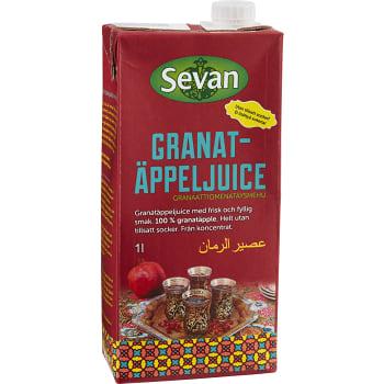 Granatäppeljuice 1l Sevan