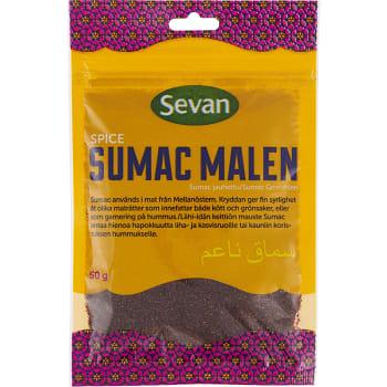 Sumac Malen 50g Sevan
