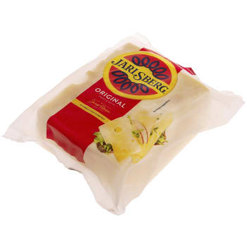 Jarlsberg 27% 500g Wernersson Ost