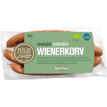Wienerkorv Ekologisk 200g Mälarchark