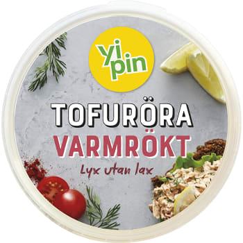 Tofu Varmrökt Lyxröra 200g YiPin