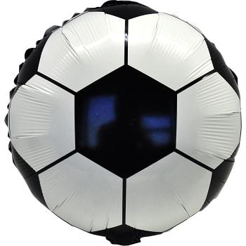 Folieballong Fotboll 46Cm