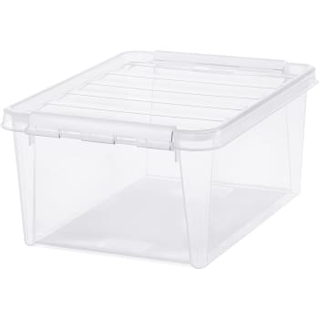 Förvaringsbox Transparent 15l SmartStore