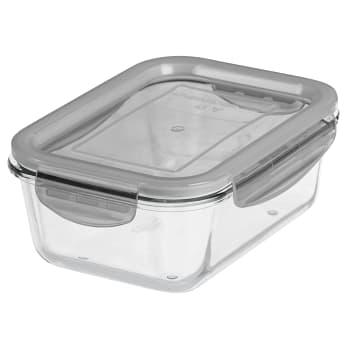 Matförvaring glas 0,75l  Gastromax
