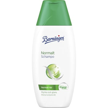 Schampo Normal 250ml Barnängen