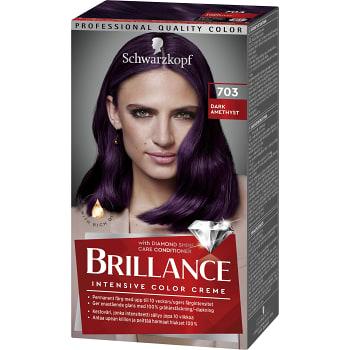 lila hårfärg toning