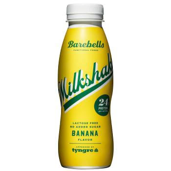 Proteinmilkshake Banan 330ml Barebells