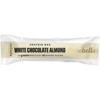 Protein Bar White chokolad almond 55g Barebells