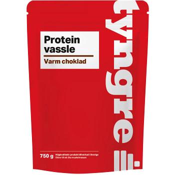 Proteinvassle Varm choklad 750g Tyngre