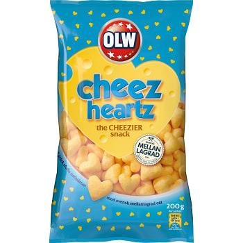 Cheez Heartz 200g Olw