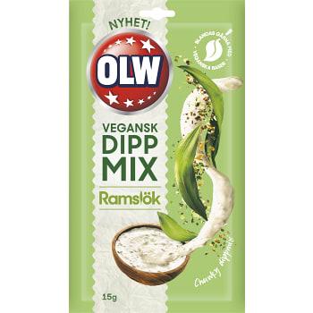 Dippmix Ramslök 15g OLW