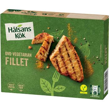 Vegetariska sojafiléer Fryst 300g Hälsans Kök