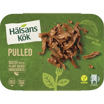 Pulled Beans 230gr Hälsans Kök