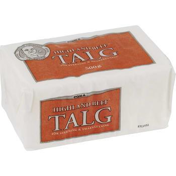 Talg från nötkött Highland Beef™  Jureskog Selection