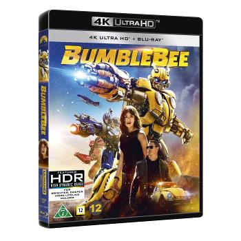 Bumblebee Blu-ray+4K