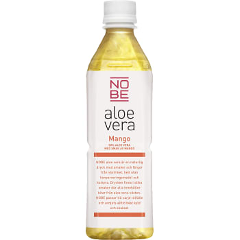 Aloe vera dryck Mango 50cl Nobe