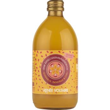 Äpplecidervinäger Gurkmeka & chili 500ml Renée Voltaire