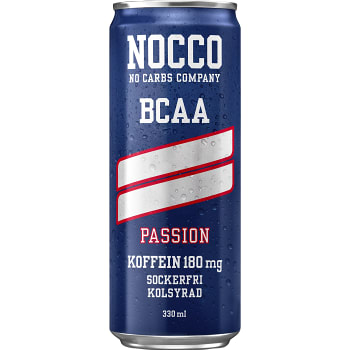 Energidryck Passion 33cl Nocco
