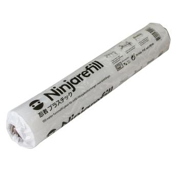 100% fummelfri plastfolie refill 150m Ninjaplast