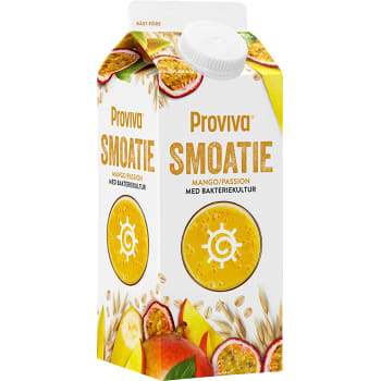 Smoothie Mango & passion 0,75l Proviva