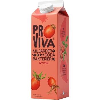 Fruktdryck Nypon 1l Proviva