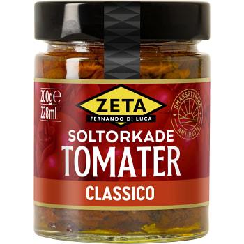 Soltorkade tomater 200g Zeta