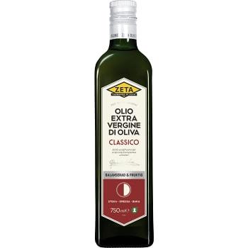Extra Virgin Olivolja Classico 750ml Zeta
