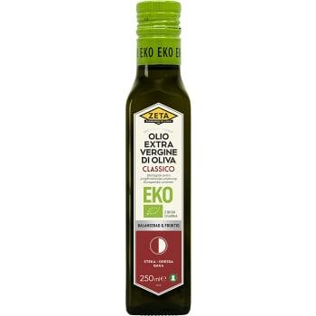 Extra Virgin Olivolja Ekologisk 250ml Zeta