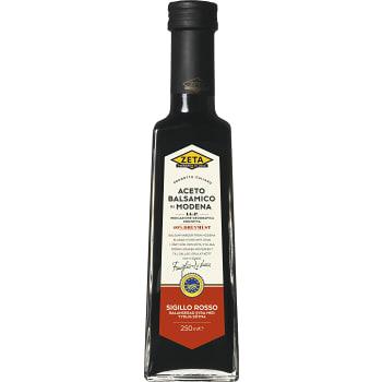 Balsamvinäger I.G.P. Sigillo rosso 250ml Zeta