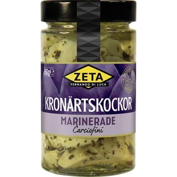 Marinerade Kronärtskockor 290g Zeta
