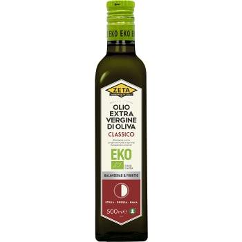 Extra virgin Olivolja Ekologisk 500ml Zeta
